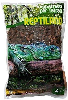 Reptiland Pine Bark - Corteza de pino natural, sustrato para terrarios: Amazon.es: Deportes y aire libre