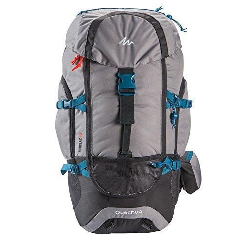 Quechua Trekking Backpacks (Light Grey) - 50 L  Amazon.in  Sports ... 8a350bc5e3