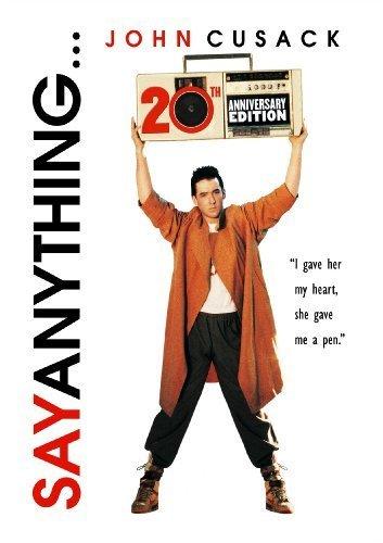 Say Anything (20th Anniversary Edition/ Blu-ray)