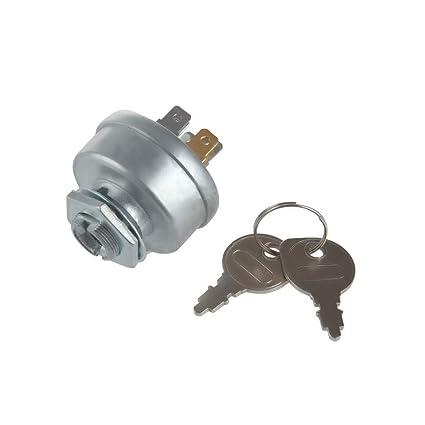 MIDIYA - Interruptor de encendido para tractor con 2 llaves ...