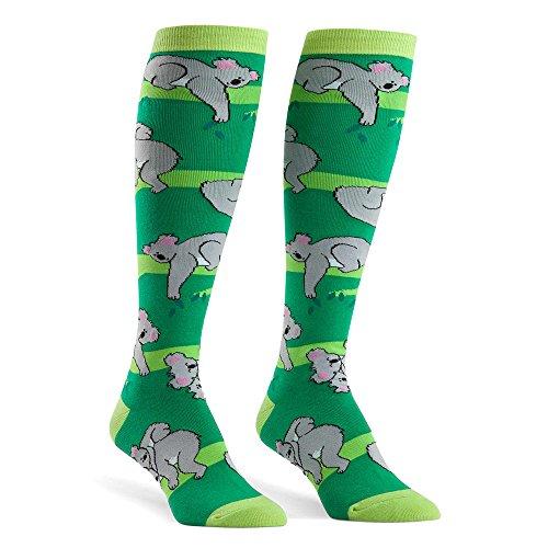 (Sock It To Me, Women's Knee Funky: Koala Love)