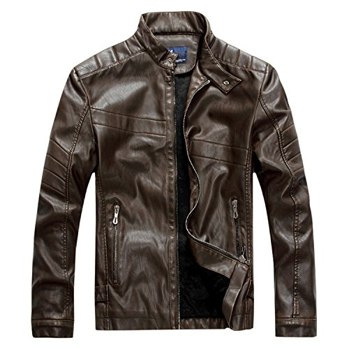 Leather Motor Cycle Jackets - 1