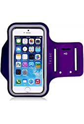 """Lifetime Warranty + FREE Screen Protector, Premium Tribe Running iPhone 6S 