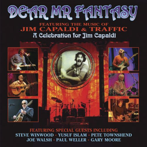 Dear Mr. Fantasy Featuring the Music of Jim Capaldi and - Steves And Jim