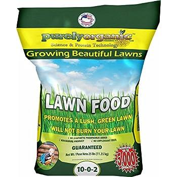 Amazon Com Purely Organic Lawn Food Garden Amp Outdoor