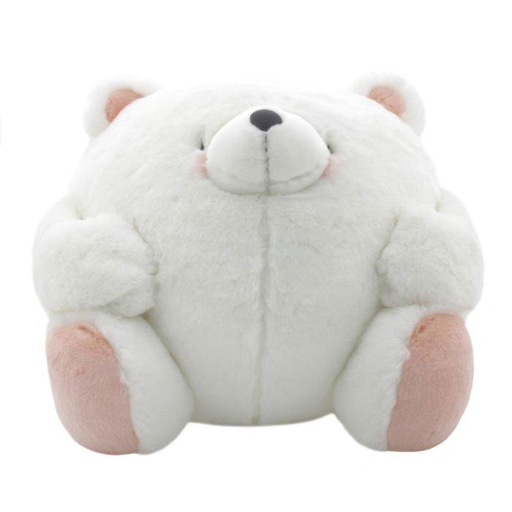 14  Round Forever Friends Weiß Bear