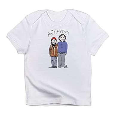 cb7da801c4 CafePress - The Front Bottoms Infant T-Shirt - Cute Infant T-Shirt,