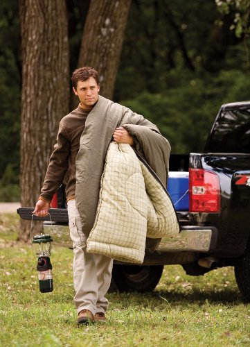 Coleman Big Game Big and Tall Sleeping Bag