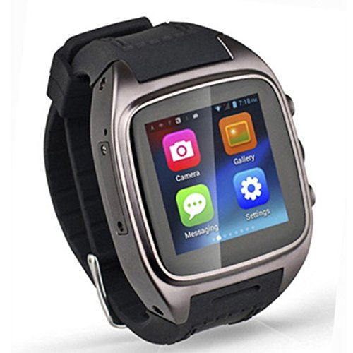 Jedy Android Smart Watch Phone GPS Tracking 3g Camera 3.0mp 720p with Wifi Watch (