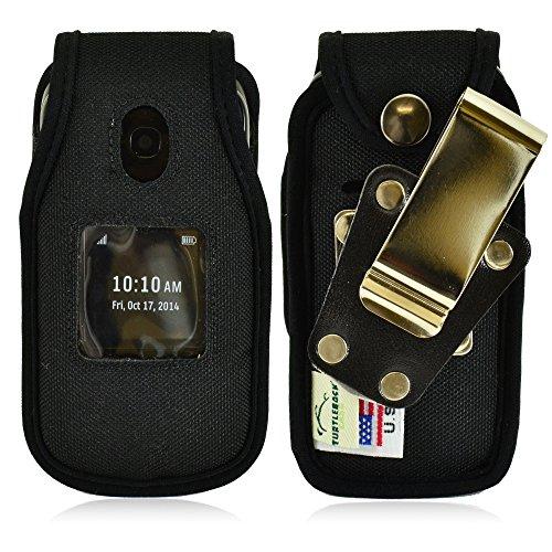 turtleback-belt-clip-holster-fitted-case-fits-alcatel-onetouch-retro-flip-phone-black-nylon
