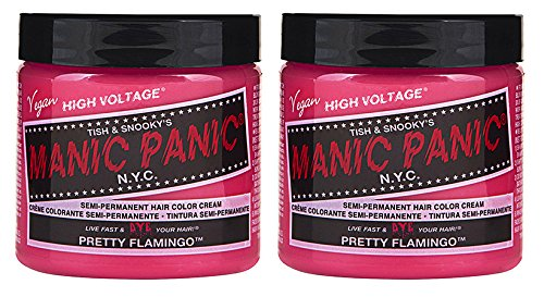 Manic Panic Pretty Flamingo - 4