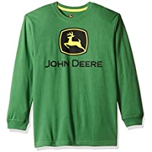 John Deere Big Boys' Long Sleeve Tee