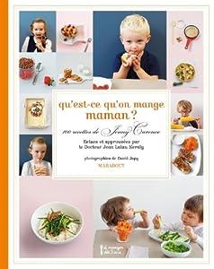 """Afficher """"Qu'est-ce qu'on mange maman ?"""""""