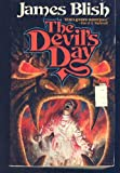 Front cover for the book The Devil's Day by James Blish