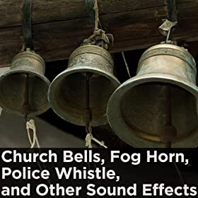 mp3 Sound Effect: Church bell, bells ringing at noon, long ...