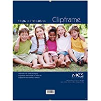 MCS 12x16 Inch Glass Clip Frame (55216)