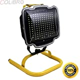 COLIBROX--2PC 150 SMD Super Bright LED Cordless Portable Work Light Automotive Emergency. Designed to be portable and easy storage LED: 150 SMD Surface Mount Diodes Cordless Work Light.