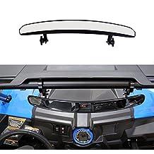 u-Box Side by Side Mirror UTV -- Wide Rear View Race Mirror Convex Mirror