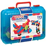 Battat Bristle Block 113-Piece Set
