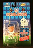 DEION SANDERS / DALLAS COWBOYS * 3 INCH * 1996 NFL Headliners Football Collector Figure