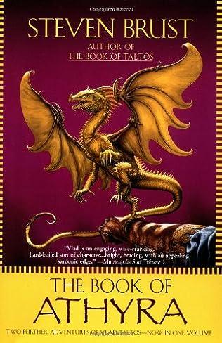 book cover of Athyra