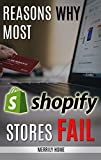 Reasons Why Most Shopify Stores Fail: Avoid These Beginners Mistakes And Boost Your Drop Shipping Profits