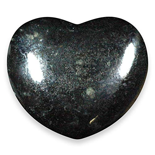 Bornite Crystal Heart ~45mm from CrystalAge