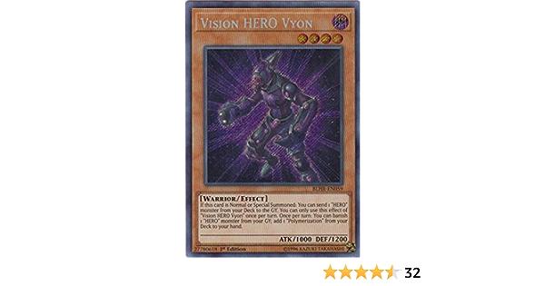 BLHR-EN059 MINT Free Shipping Vision HERO Vyon