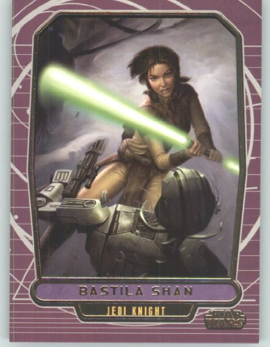 2012 Star Wars Galactic Files #188 Bastila Shan (Non-Sport Collectible Trading Cards) from Star Wars