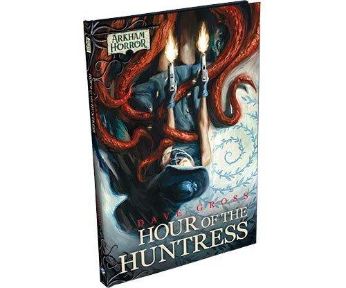 Arkham Horror: Hour of the Huntress HC by Fantasy Flight Games