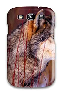 Hot OayALZG2899KjvFZ Case Cover Protector For Galaxy S3- Wolf