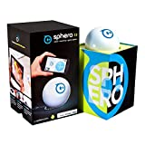 Sphero Robotic Ball - iOS and Android Controlled Gaming System - White