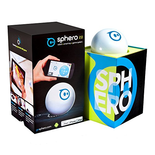 Sphero 2 0  The App Controlled Robot Ball