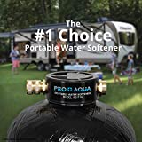 Portable Water Softener Pro 16,000 Grain Premium
