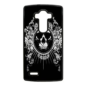 LG G4 Phone Case Black Bloody The Punisher Skull Logo VKL3086129