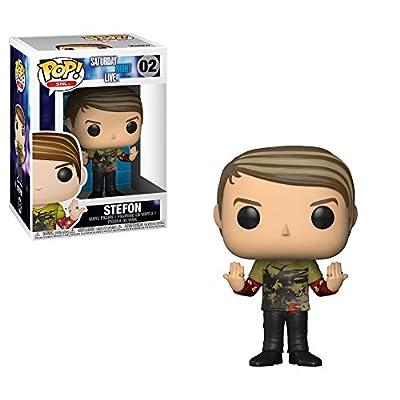 Funko POP! TV: Saturday Night Live Stefon Collectible Figure, Multicolor: Funko Pop! Television:: Toys & Games