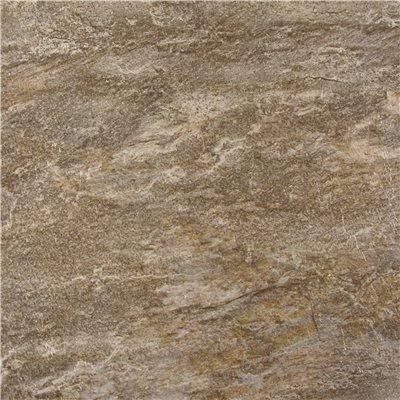 "Winton Tile 1521 Self Stick Vinyl Floor Tile, Taupe Stone, 12"" x 12"""