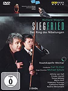 Wagner: Siegfried / St. Clair, Staatskapelle Weimar (St. Clair Ring Cycle Part 3) [Import]