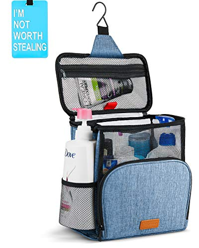 Hiverst Hanging Toiletry Compatible Organizer