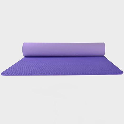 LiuJianQin YJD Alfombra para Yoga/Antideslizante Outdoor ...
