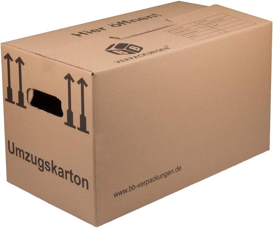25 Umzugskartons Umzugskiste Karton Box Umzug