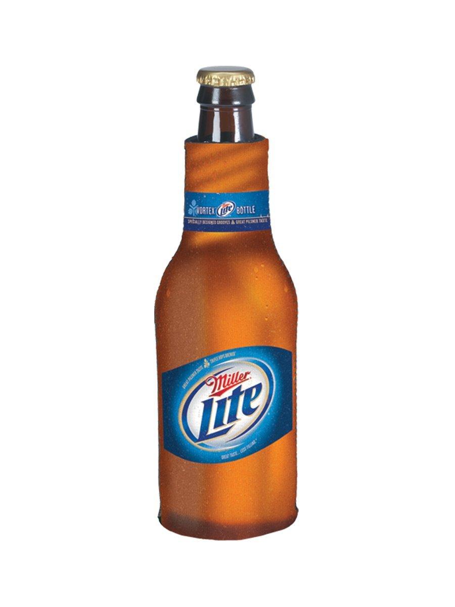 Miller Lite Koozie Kühler für Bierflaschen