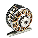 Hiumi 1:1 2+1 Ball Bearings Fly Fishing Reels Left and Right Exchangable Handle
