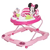 Disney Minnie Mouse Glitter Music and Lights Walker, Pink Review