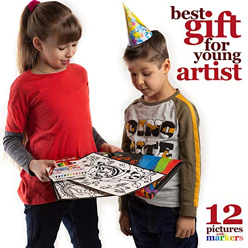 Buy art gifts for 6 year olds