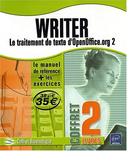 Amazon Fr Writer Le Traitement De Texte D Openoffice Org 2 Le Manuel De Reference Le Cahier D Exercices Guerois Catherine Livres