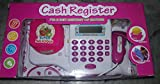 Origin Cash Register PlaySet With Working Microphone, Barcode Scannner, Real Calculator, Battery Operated