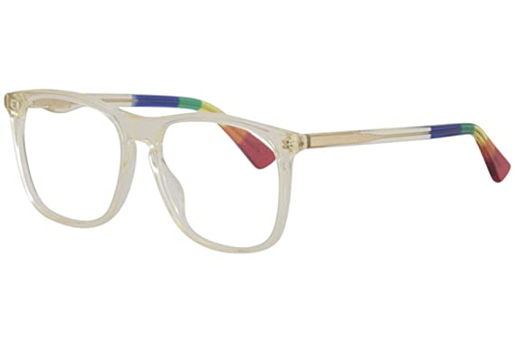 f378fc3e58bf Image Unavailable. Image not available for. Color: Gucci GG0332O Eyeglasses  ...