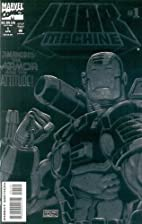 War Machine #1 Collector's Edition…
