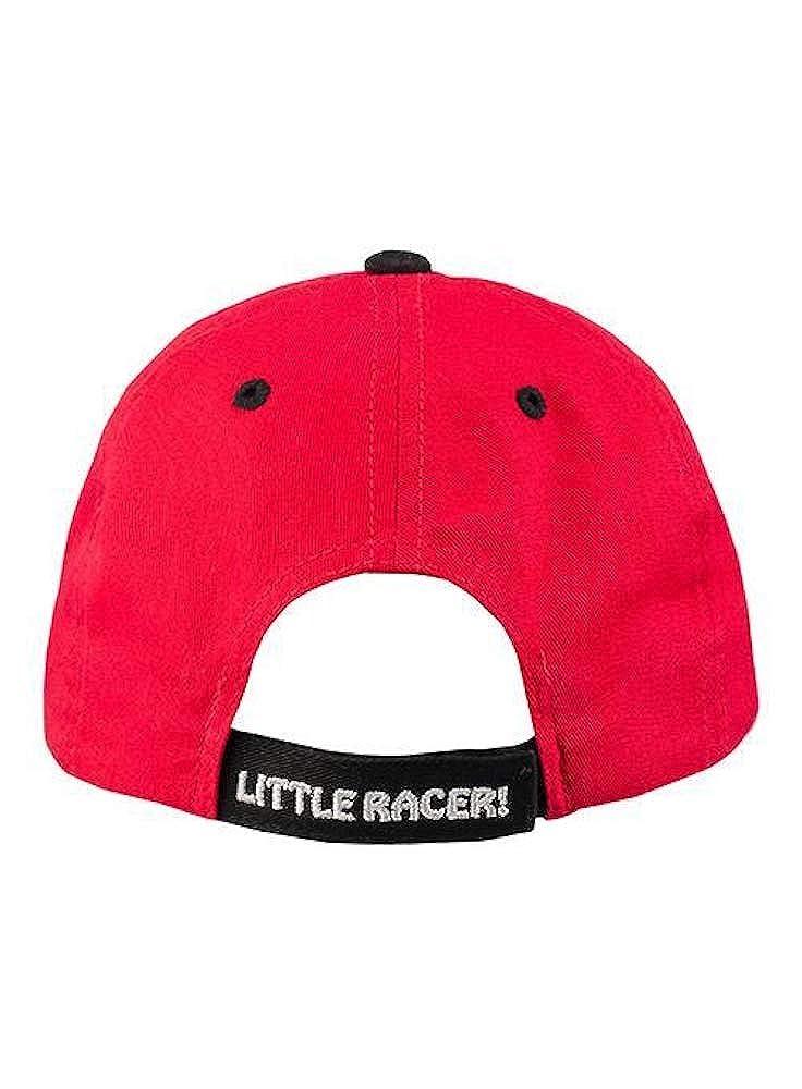 NHRA Toddler Flame Hat Black//Red